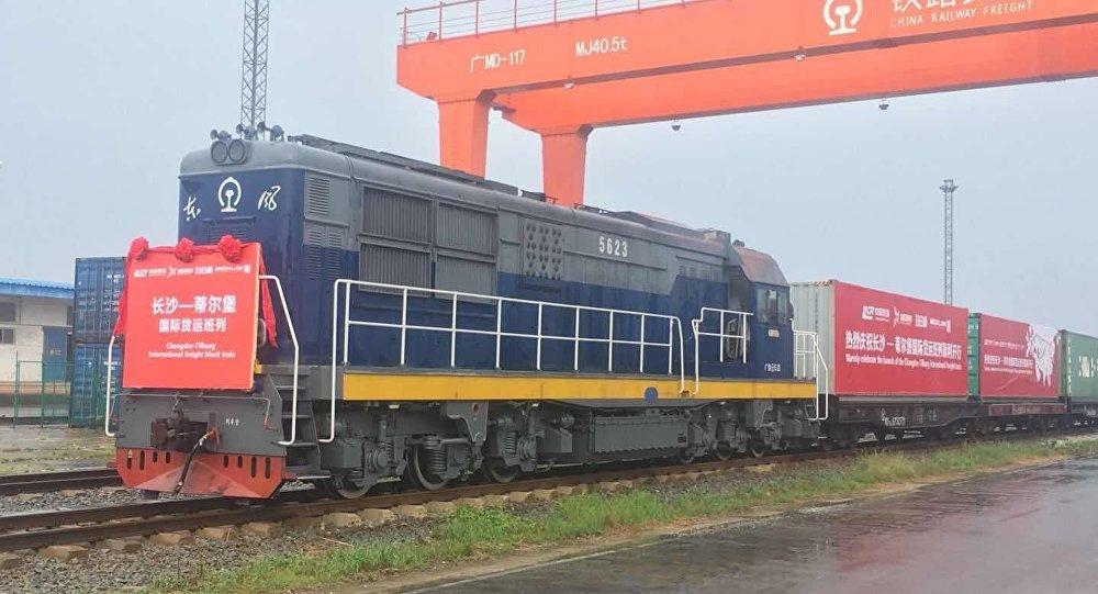 俄罗斯铁路公司将向欧洲转运中国锂离子蓄电池