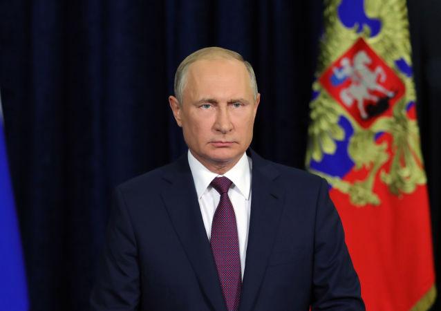 普京责成明年9月前完成国家远东开发计划的规划