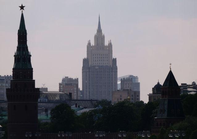 俄外交部:俄中达成共识将巩固外交协调