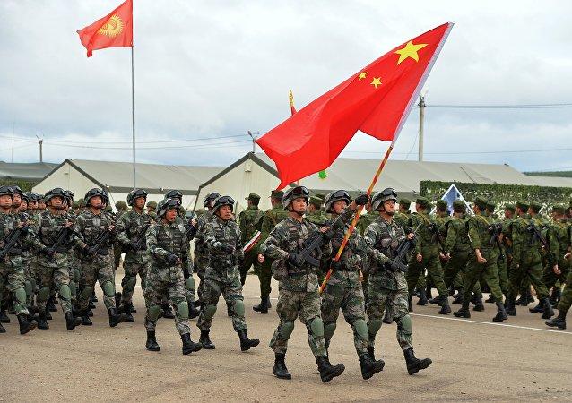 上合组织各成员国总参谋长抵达俄车里雅宾斯克州观看军演