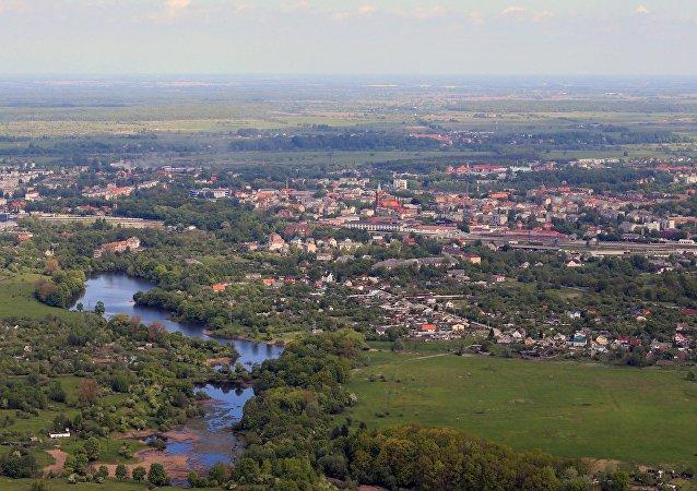俄罗斯加里宁格勒洲的切尔尼亚霍夫斯克市