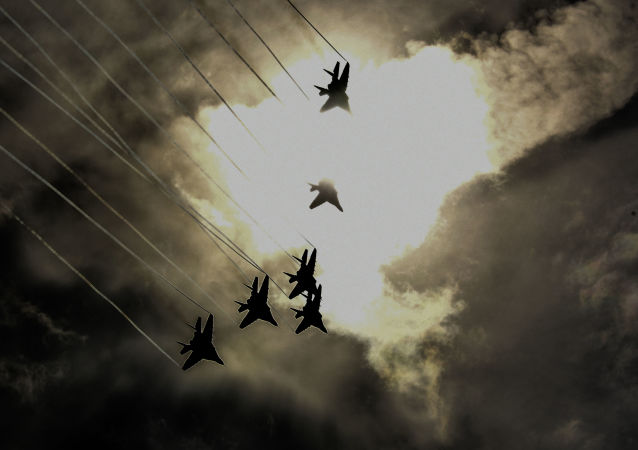 美国与芬兰将在俄边境附近进行战斗机空中加油训练