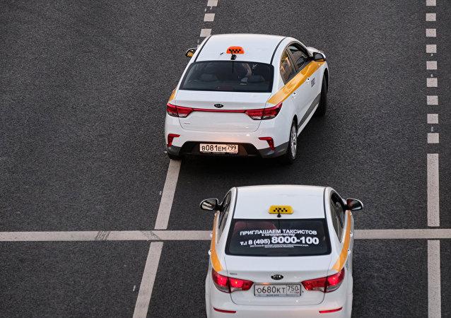 莫斯科出租车