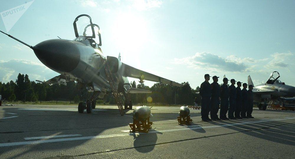 沙戈尔空军基地航空展