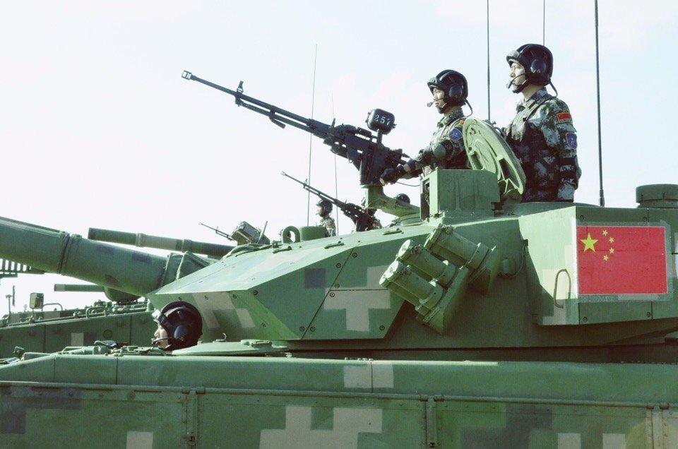 """上合组织""""和平使命-2018""""联合反恐军演"""
