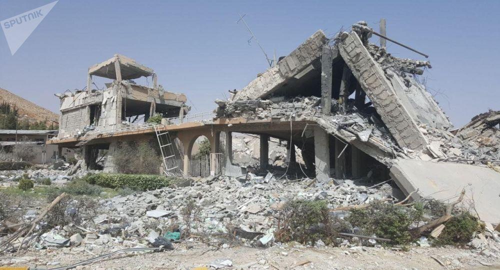 美国突袭叙利亚