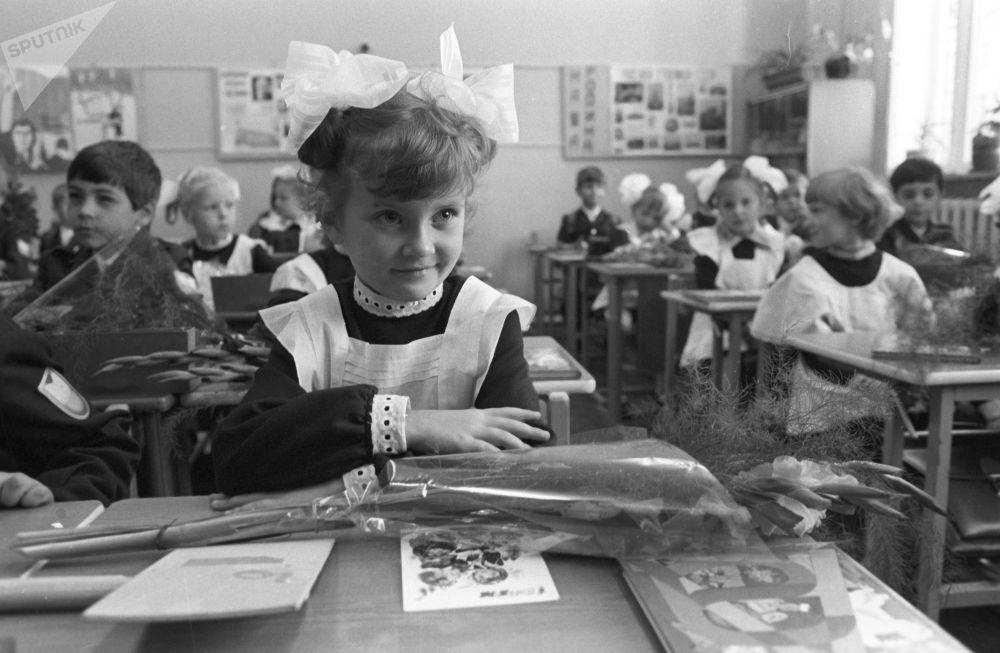 一年级新生,1983年