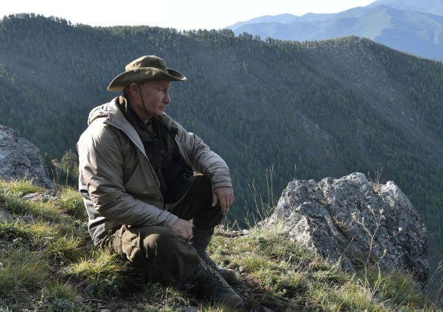佩斯科夫介绍普京在野外休假的安保工作