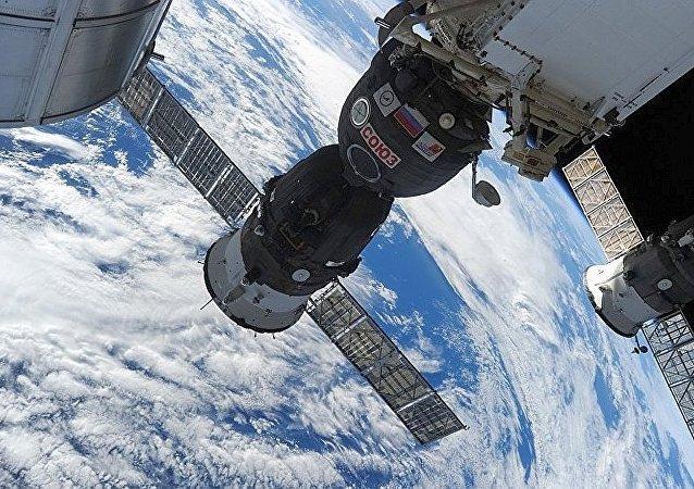 联盟MS-09航天器