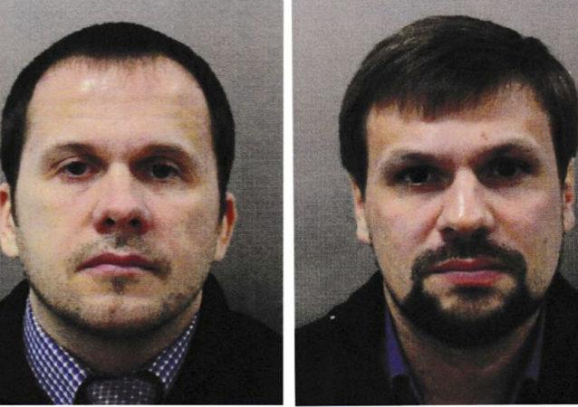英国首相:斯克里帕利案嫌疑人是俄军总参情报总局军官