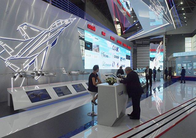 图波列夫设计局宣布超音速客机初步性能