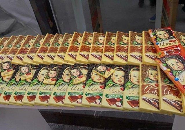 俄罗斯糖果对华出口增长近50%