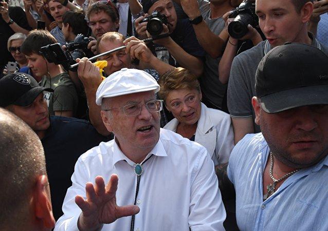日里诺夫斯基