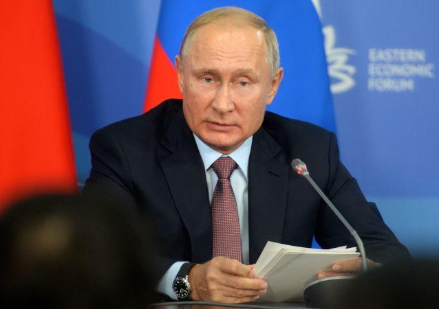 俄总理:普京支持统俄党关于退休年龄法案的一揽子修正案