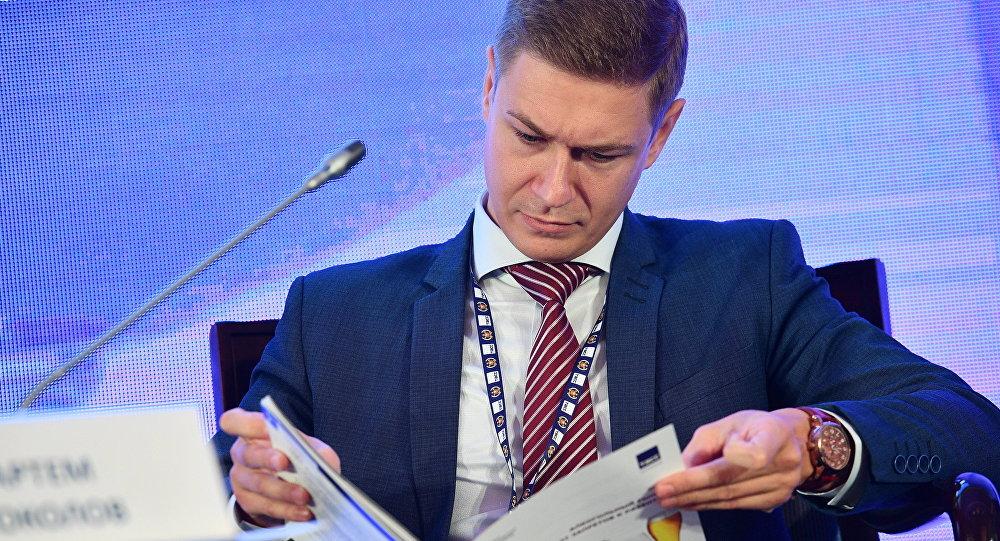俄罗斯电子商务协会主席阿尔乔姆∙索科洛夫