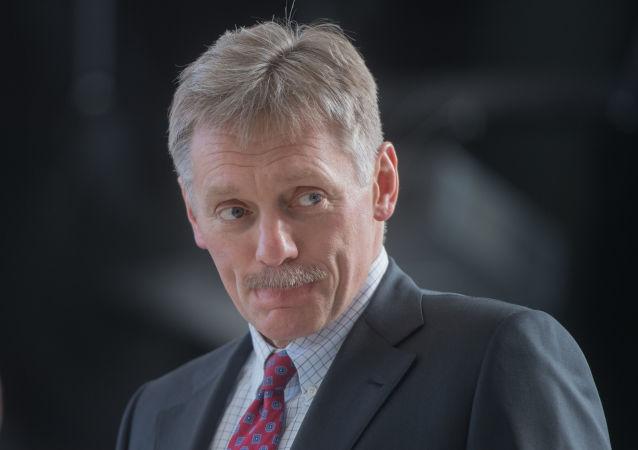 克宫:泽连斯基可以结束顿巴斯的冲突 需要执行协议