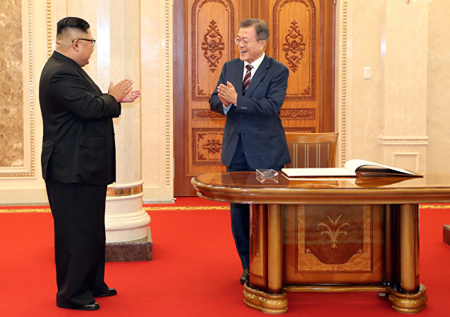 朝韩领导人是获得诺贝尔和平奖热门