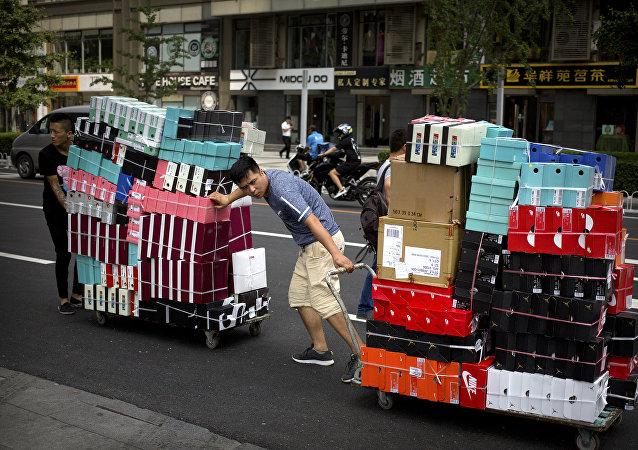 中国因与美国的贸易战已经失去了300万个工作机会