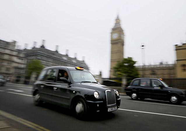 伦敦最贵出租车车型揭晓