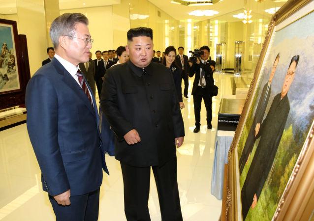 专家:韩国将与中俄争夺朝鲜矿产开采和设施运营权