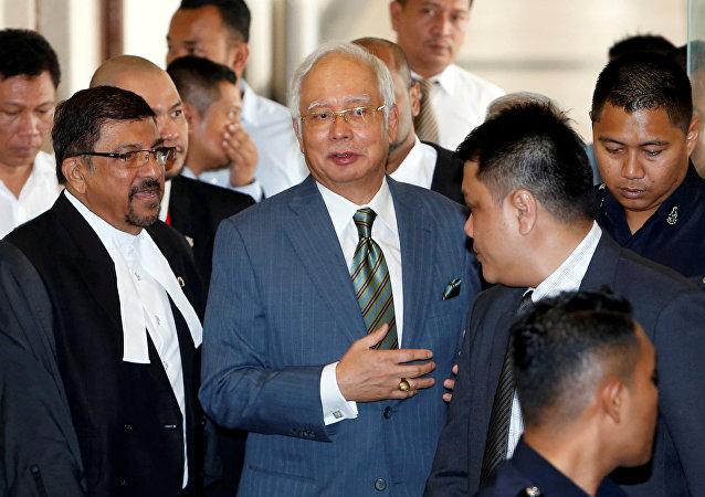 马来西亚前总理纳吉布腐败案件调查进入新阶段