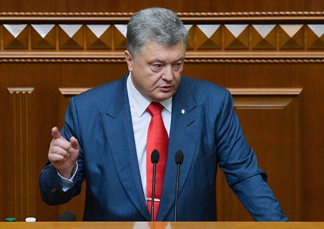 民调:乌克兰总统候选人中季莫申科与波罗申科民意领先