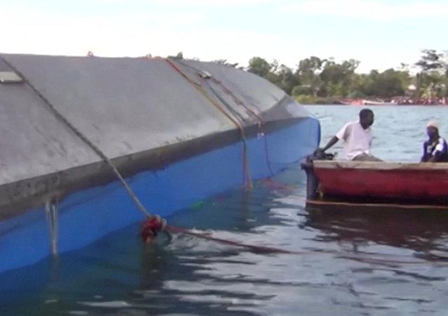 坦桑尼亚渡轮倾覆事件的死亡人数上升至86人