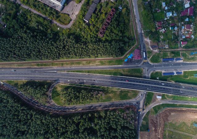 中国路桥工程有限责任公司或将参加俄乌德穆尔特道路改造工程