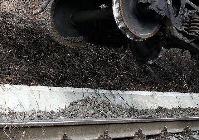 铁路事故(资料图片)