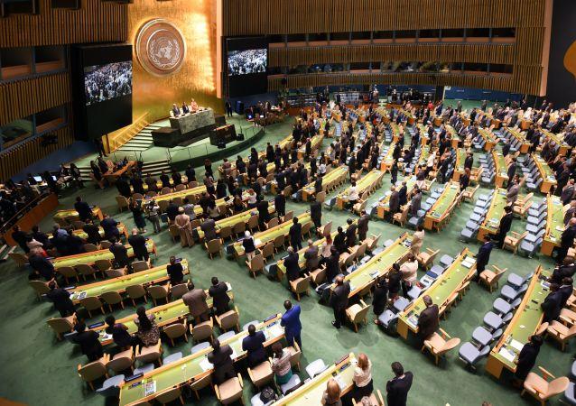 俄罗斯代表称联大活动可能在美国签证丑闻之后改地举办