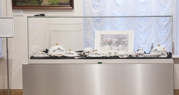 复制品被交付俄罗斯现代历史博物馆收藏