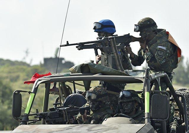 美国务院批准18亿美元对台军售
