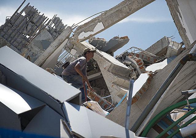 印度尼西亚地震的后果