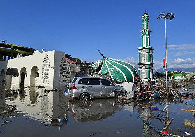 声明:世行将为印尼震后重建提供10亿美元