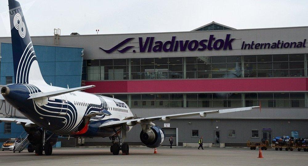 符拉迪沃斯托克机场(资料图片)