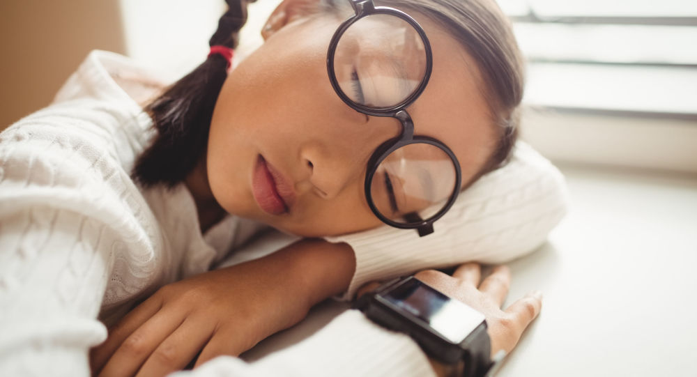 科学家发现睡眠不足的新危害