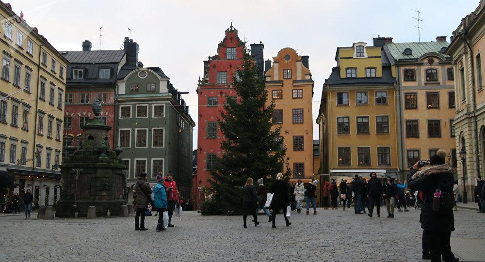 斯德哥尔摩(瑞典首都)