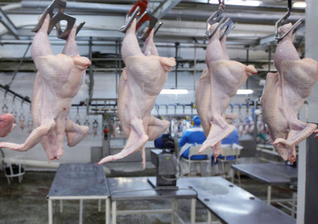 俄农业监督局:23家俄公司获得禽肉对华出口权
