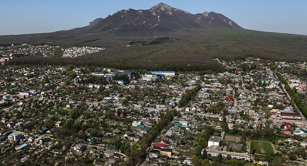 北高加索地区
