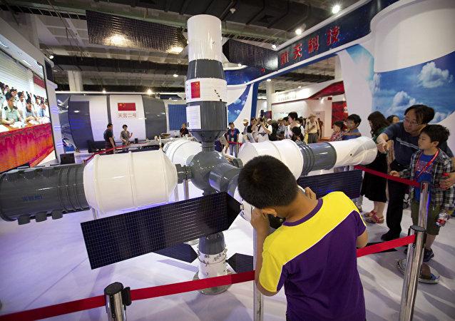 """中国""""天和""""号空间站核心舱将首次以实物形式参加第十二届珠海航展"""