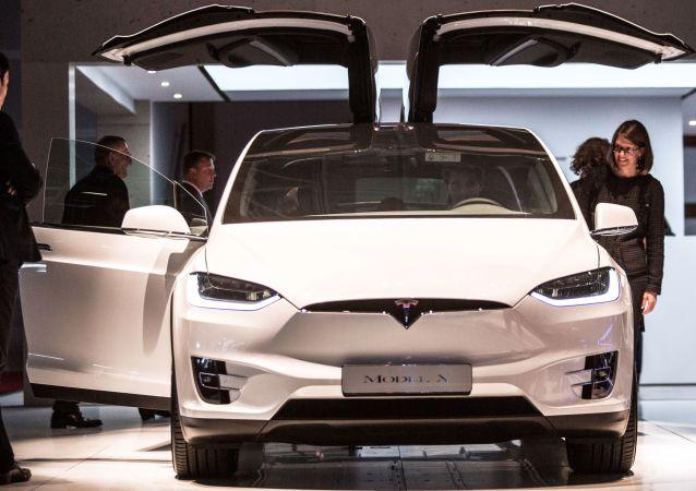 特斯拉 (TESLA) Model X 越野车