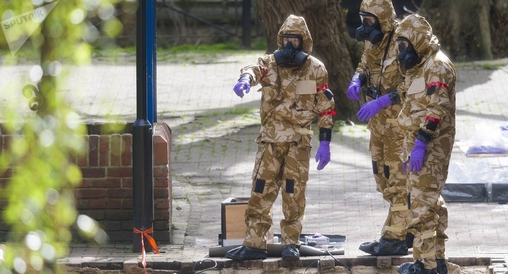 俄官员:毫无疑问英国对'诺维乔克'进行过相关工作