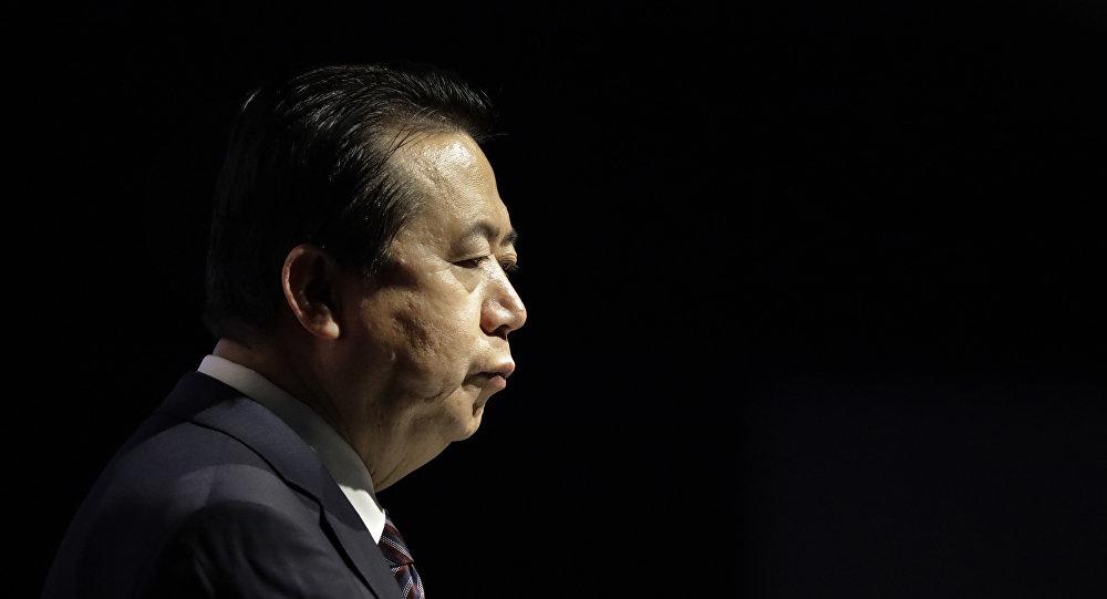 中国法院判处前国际刑警组织主席孟宏伟13年半有期徒刑