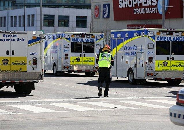 加拿大救护车