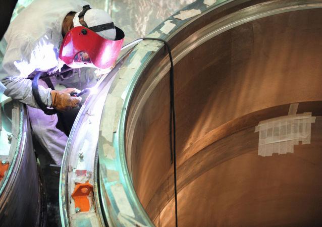 Строительство нового энергоблока Белоярской АЭС