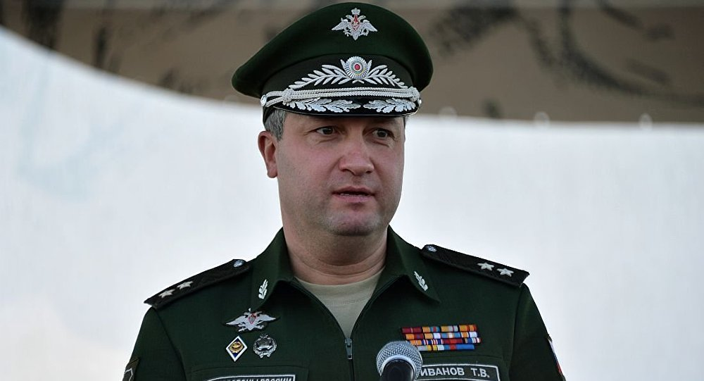 俄国防部:俄罗斯16个方舱医院正争分夺秒施工