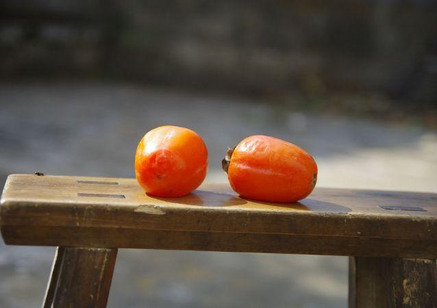 俄罗斯质量体系给出挑柿子建议
