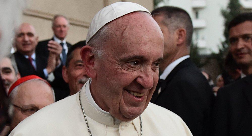 罗马教皇是否会出访台湾?
