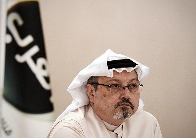 沙特记者卡舒吉