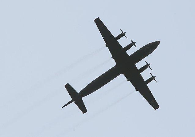 伊尔-38飞机